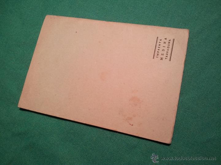 Coleccionismo: estatutos COOPERATIVA DE HOSTELERIA Y SIMILARES tarragona 1947 - Foto 2 - 46123495