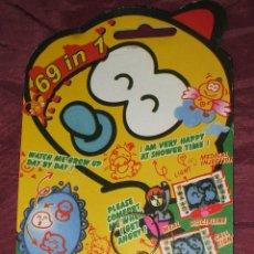 Coleccionismo: TAMAGOTCHI TK-910 VINTAGE 69 IN 1 NUEVO. Lote 46128490
