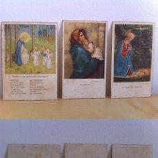 Coleccionismo: 3 RECUERDOS DE PRIMERA COMUNIÓN.JUAN JOSÉ ALBERDI Y ALONSO.1942.PARROQUIA DE SAN VICENTE.S.SEBASTIAN. Lote 46405859