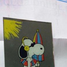 Coleccionismo: ANTIGUO SOUVENIR PINTADO A MANO. ESPEJO DE SNOOPY - I LOVE VENEZIA. . Lote 46504791
