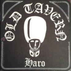 Coleccionismo: POSAVASO DE OLD TAVERN DE HARO. Lote 46593419