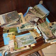 Coleccionismo: LOTE DE MAS DE 30 POSTALES ANTIGUAS DE CIUDADES ESPAÑOLAS . AÑOS 60-80. Lote 46671163