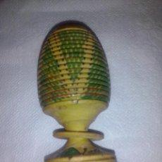 Coleccionismo: PALILLERO DE MADERA. Lote 46715946