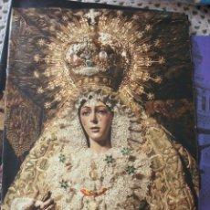 Coleccionismo: ESPERANZA MACARENA. MONOGRÁFICO CAJA SAN FERNANDO AÑOS 90. PROFUSAMENTE ILUSTRADA. Lote 72343298
