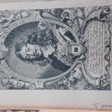 Coleccionismo: LAMINAS ANTIGUAS - LIBRO DE UNAS 300 PAGINAS. Lote 47040873