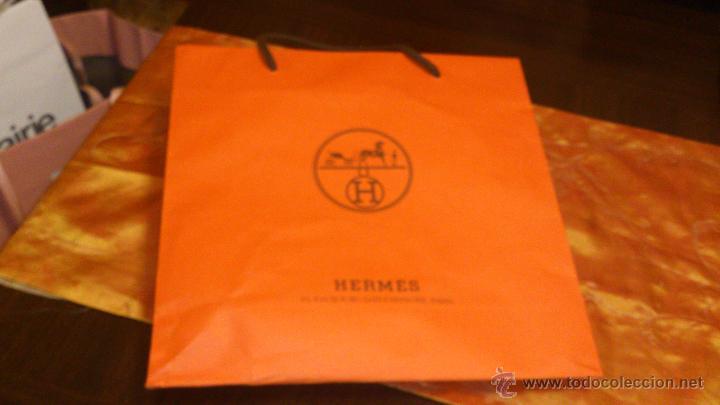 05cd3fd438d Bolsa de papel. hermes paris. - Sold through Direct Sale - 47187788