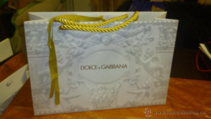 fba7be55df4 Bolsa de papel . dolce gabbana. - Sold through Direct Sale - 47191493