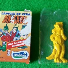 Coleccionismo: LAPIZ DE CERA DINOSAURS DE CHAMBOURCY. Lote 47310474