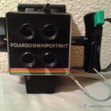 Coleccionismo: CAMARA POLAROID MINIPORTRAIT MOD 402. Lote 50934367