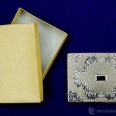 Coleccionismo: PITILLERA METALICA EN SU CAJA ORIGINAL. SIN USAR.. Lote 47403605