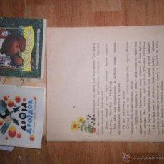 Coleccionismo: LOTE 3 CUENTOS RUSOS ANTIGUOS. Lote 47516095
