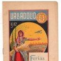 Coleccionismo: PROGRAMA DE FERIAS Y FIESTAS DE VALLADOLID. AÑO 1912. Lote 47799949