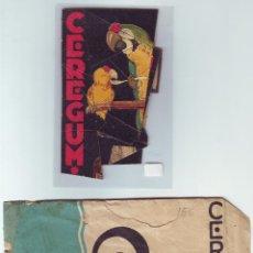 Coleccionismo: FARMACIA . PUZZLE DE CEREGUMIL CARTON COMPLETO AÑOS 20. Lote 48159649