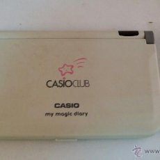 Coleccionismo: AGENDA ELECTRÓNICA CASIO CLUB - MY MAGIC DIARY. Lote 48212485