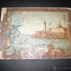 Coleccionismo: ALBUM DE BANDERAS DE LA FABRICA DE CIGARROS EL SIBONEY -HABANA - VER FOTOS-(V-8125). Lote 72803722