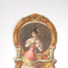Coleccionismo: PROGRAMA DE BAILE ENTOLDADO JUVENTUD BLANDENSE PROPAGANDA SINGER. Lote 48587420