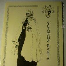 Coleccionismo: PROGRAMA 1985 SEMANA SANTA TARRAGONA GREMIO PAGESOS --LABRADORES S.ISIDRO .--EN CATALAN 36 PAG. BB. Lote 48658367