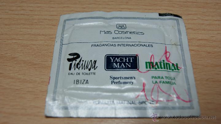 Coleccionismo: Toallita Refrescante sin abrir de las líneas aéreas IBERIA de Matinal Sport Año 1970 aprox. - Foto 2 - 48700225
