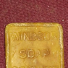 Coleccionismo: JABON DEL HOTEL WINDSOR... SOAP GENUINE. Lote 48786222