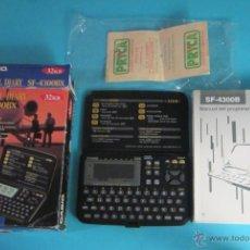Coleccionismo: CASIO. DIGITAL DIARY SF-4300B. 32 KB. Lote 48805868
