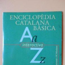 Colecionismo: ENCICLOPÈDIA CATALANA BÀSICA - DIVERSOS AUTORS. Lote 48956051