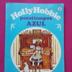 Coleccionismo: PASATIEMPO HOLLY HOBBIE Nº2 ED. BRUGUERA. Lote 49058264