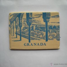 Coleccionismo - GRANADA.12 vistas. Album acordeon. 8 x 10 cm. Ver Fotografias - 49287092