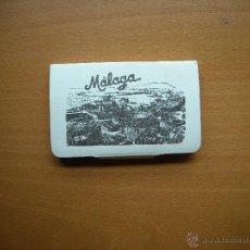 Sammelleidenschaft Papier - MÄLAGA, Nº 3. 12 Vistas 8,5 x 5.5 c(m. Garcia Garabella y Cia.ZARAGOZA.FOTOGRAFIAS - 49295532