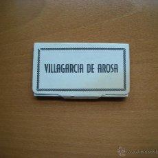 Sammelleidenschaft Papier - VILLAGARCIA DE AROSA. 10 Fotografias album B / N. . 4.5 X 9 c/m. FOTOGRAFIAS - 49295631
