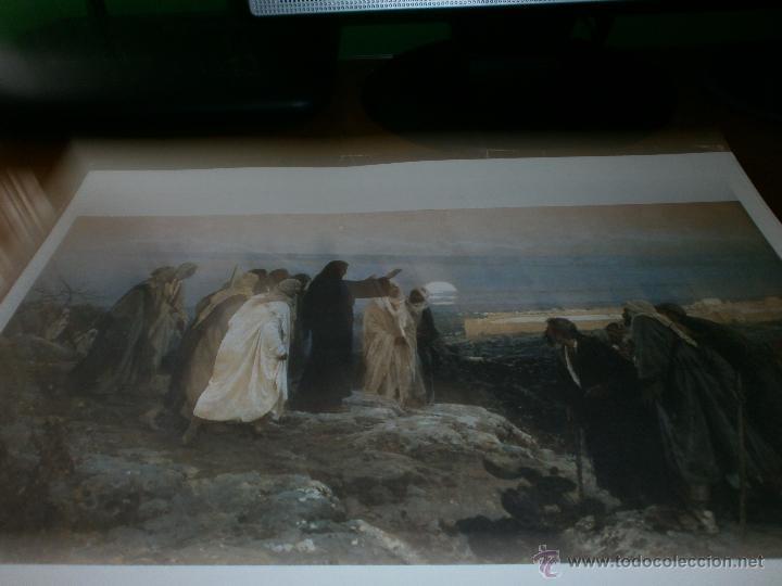 Coleccionismo: CARPETA DE 52 LÁMINAS - OBRAS MAESTRAS DEL SIGLO XIX. MUSEO DE BELLAS ARTES DE MÁLAGA - SUR, 2003. - Foto 4 - 49349335