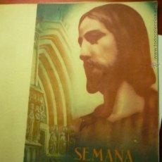 Coleccionismo: PROGRAMA SEMANA SANTA TARRAGONA 1948 .-20 PAG.EDIC.SINDICATO INICIATIVA Y TURISMO --BB. Lote 49358144