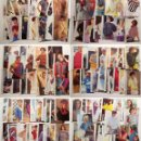 Coleccionismo: 150 PATRONES PUNTO MUJER MARSHALL CAVENDISH. Lote 49371307