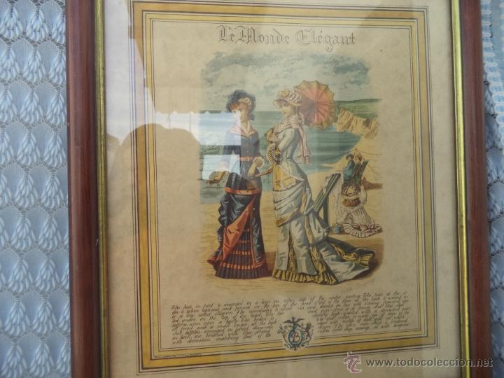 Coleccionismo: lamina antigua - Foto 2 - 49398098