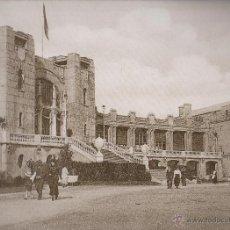 Coleccionismo: LAMINA DE IMAGENES INOLVIDABLES DE BIZKAIA / VIZCAYA 1890/1937. EL GRAN CASINO DE ARTXANDA. Lote 49641574