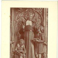 Collectionnisme: SAN JUAN BTA. DE LA SALLE COLEGIO CONDAL BARCELONA 1945 12,5 X 17,5 CM (APROX). Lote 49670021