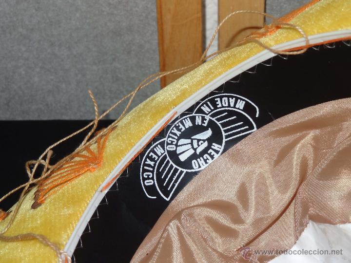 Coleccionismo  Sombrero mexicano BELRI - Hecho a mano - Foto 8 - 50243704 3072b8014d7