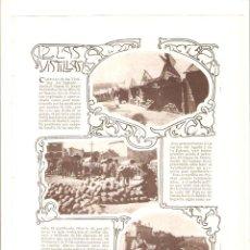 Coleccionismo: AÑO 1903 RECORTE PRENSA CAMPILLO DE LAS VISTILLAS. Lote 50251507