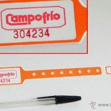 Coleccionismo: PULSERA DE LA EXPO'92 SEVILLA - CURRO MASCOTA Y CAMPOFRÍO - EXPO92 EXPOSICIÓN UNIVERSAL 1992 DIFÍCIL. Lote 50367954