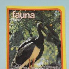 Coleccionismo: CUADERNO CENTAURO 16 H . , COLECCION FAUNA , FELIX RODRIGUEZ DE LA FUENTE . A ESTRENAR. AÑOS 80 .. Lote 50408530