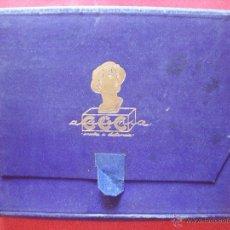 Coleccionismo: ACADEMIA CCC.-CURSO DE INGLES.-12 REVISTAS.-CURSO DE IDIOMAS POR CORRESPONDENCIA.-SAN SEBASTIAN.1951. Lote 50470326