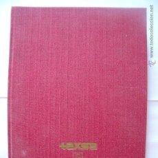 Coleccionismo: TEXSA.-LIBRO-CATALOGO.-CASTELLBISBAL.-BARCELONA.-PRODUCTOS TEXSA.-OBRAS REALIZADAS.-AÑO 1972.. Lote 50470457