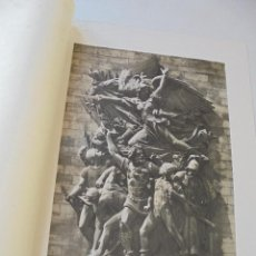 Coleccionismo: ANTIGUA LÁMINA- LA MARSEILLAISE DE RUDE-19 X 28 CM.- S/F. Lote 50479967