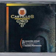 Coleccionismo: CD CASTILLOS DE ESPAÑA CD ROM. Lote 50548554