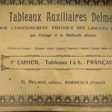 Coleccionismo: GRABADOS CON ESCENAS COTIDIANAS PRINCIPIOS S. XX. Lote 50585859