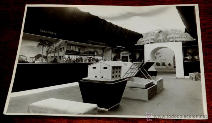 Coleccionismo: 22 FOTOGRAFIAS DE LA 1ª EXPOSICION NACIONAL DEL CULTIVO DEL TABACO, AÑO 1935, PALACIO DEL RETIRO, MA - Foto 9 - 51117782