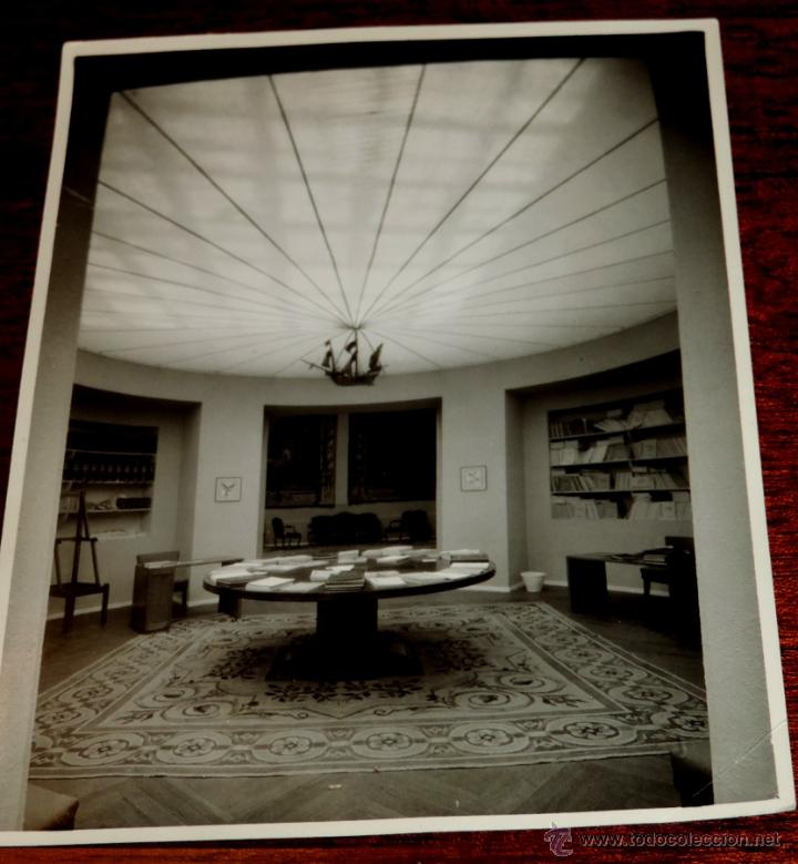 Coleccionismo: 22 FOTOGRAFIAS DE LA 1ª EXPOSICION NACIONAL DEL CULTIVO DEL TABACO, AÑO 1935, PALACIO DEL RETIRO, MA - Foto 16 - 51117782