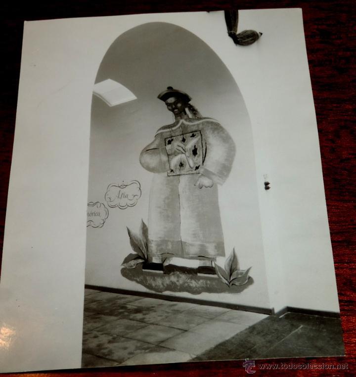 Coleccionismo: 22 FOTOGRAFIAS DE LA 1ª EXPOSICION NACIONAL DEL CULTIVO DEL TABACO, AÑO 1935, PALACIO DEL RETIRO, MA - Foto 17 - 51117782