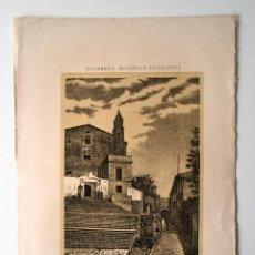 Coleccionismo: GERONA CUARTEL DE SANTO DOMINGO - ANTES CONVENTO * DICCIONARIO GEOGRAFICO - ESTADISTICO. Lote 51714397