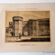Coleccionismo: TARRAGONA MONASTERIO POBLET * DICCIONARIO GEOGRAFICO - ESTADISTICO. Lote 51714828