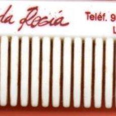 Coleccionismo: . PEINE DE PUBLICIDAD LA POSADA REGIA LEON. Lote 52231134